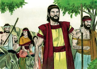 Tuhan memanggil Abraham
