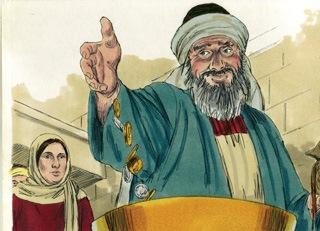 Markus 12:41-44