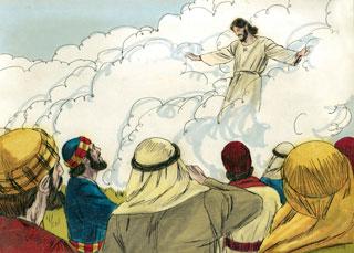 Yesus Naik Ke Sorga Gkjw