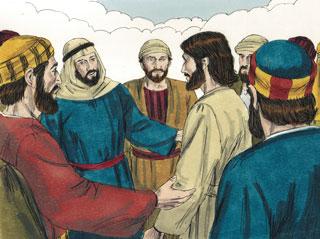 sebarkan injil ke seluruh bumi