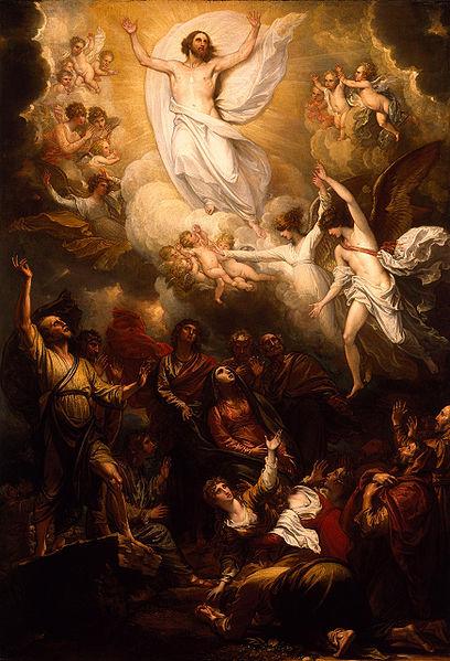 Kenaikan Yesus ke Sorga