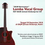 Lomba Vocal Group GKJW Sindurejo
